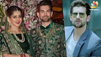 """Big B, Salman, Rekha at """"Kaththi"""" movie Villain Neil Nitin Mukesh lavish wedding"""