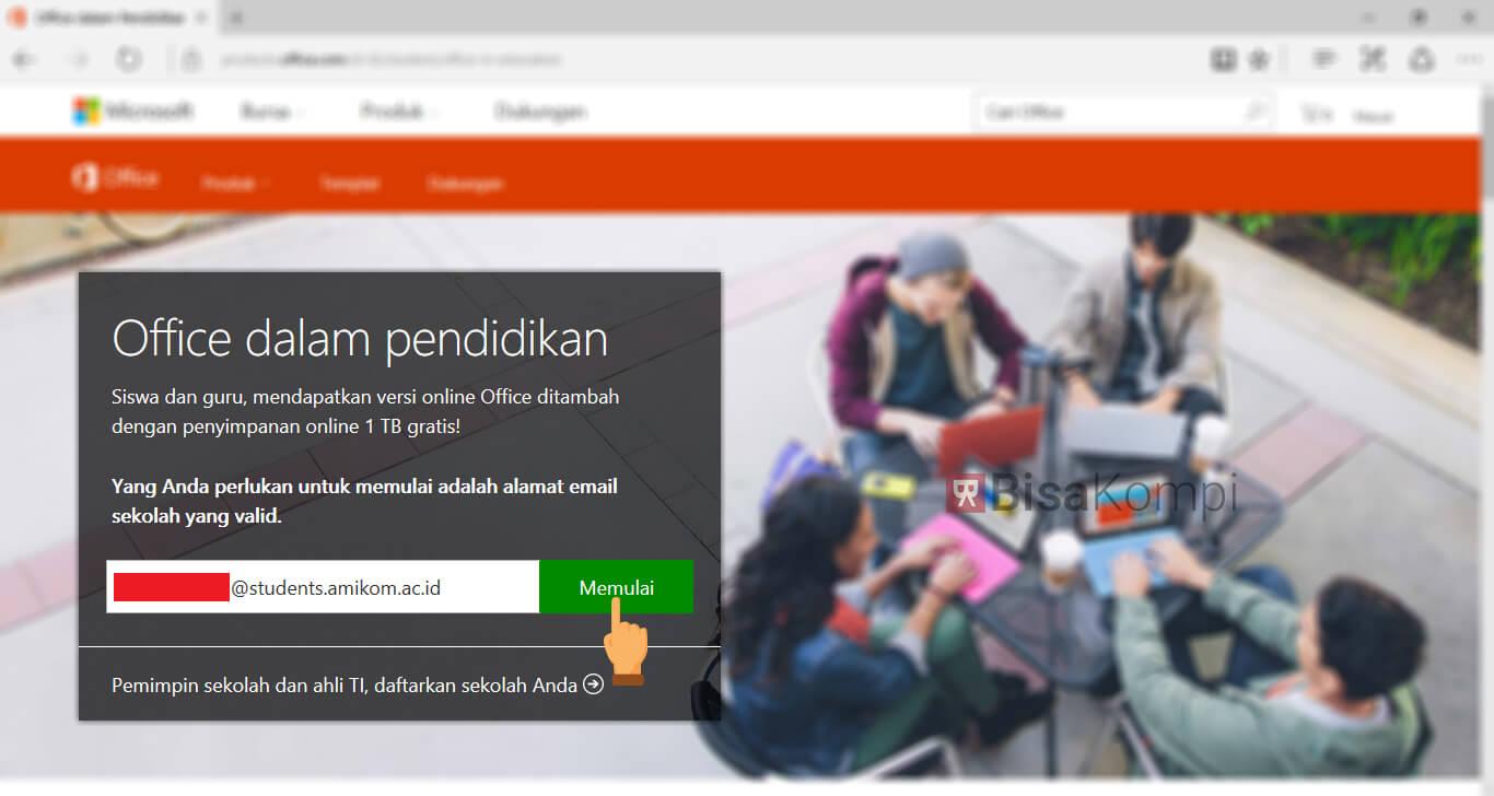 Cara Mendapatkan Office 365 Original Secara Gratis dan Legal