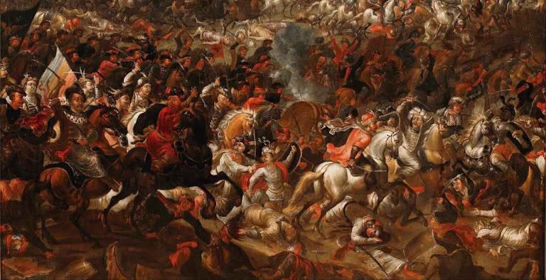 Batalhas previas precederam o assalto da capital do Império cristão.
