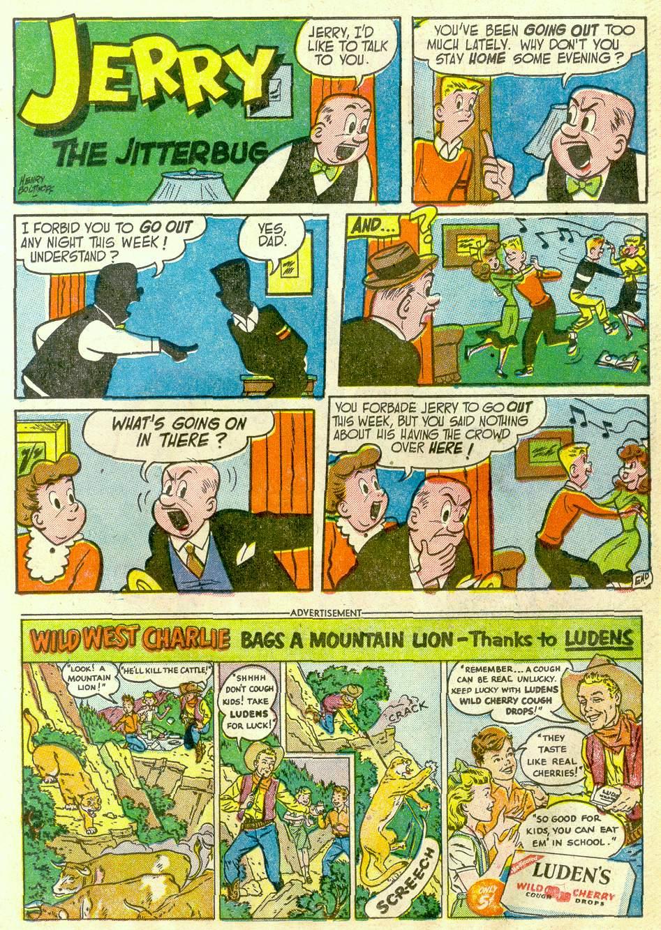 Read online Detective Comics (1937) comic -  Issue #181 - 23
