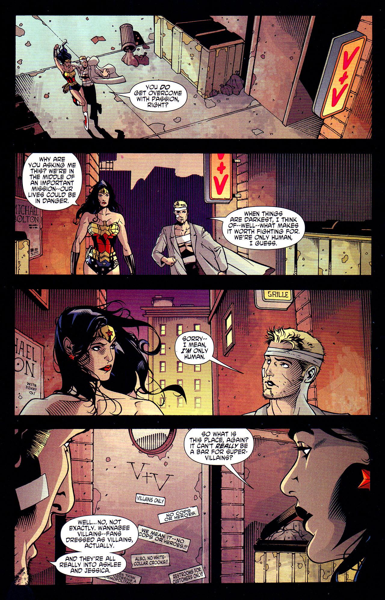 Read online Wonder Woman (2006) comic -  Issue #7 - 13