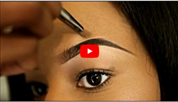 Learn how to: Quick, Easy and Fast Eyebrows