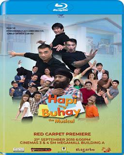 Hapi Ang Buhay: The Musical