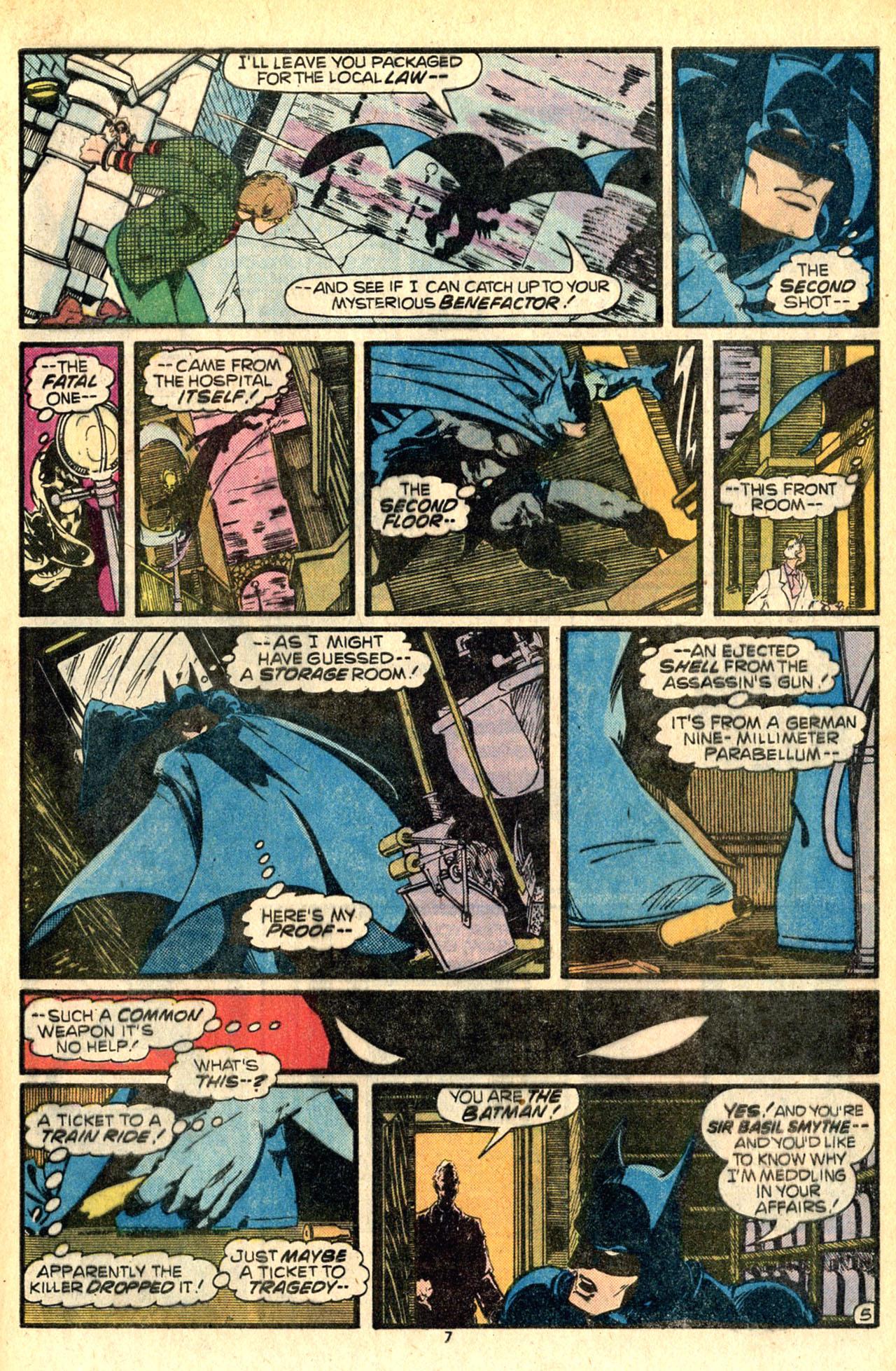 Detective Comics (1937) 481 Page 6