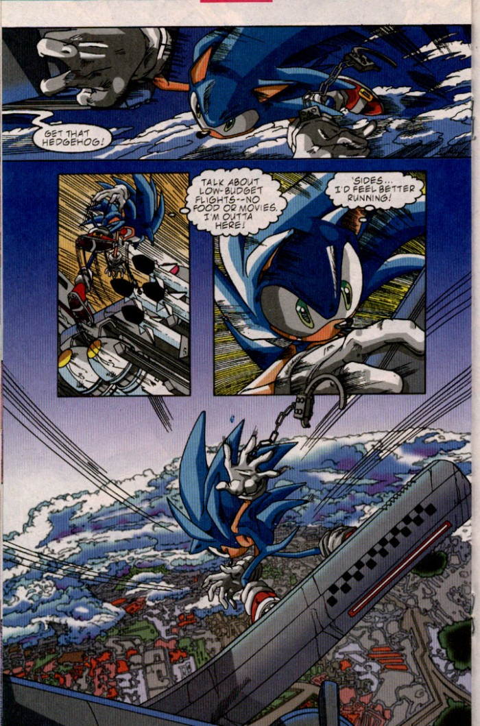 Read online Sonic The Hedgehog comic -  Issue #98 - 15