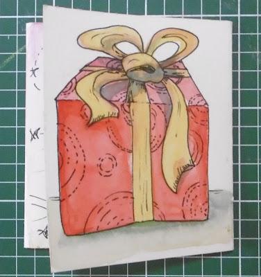 Carte cadeau fermé, malooka