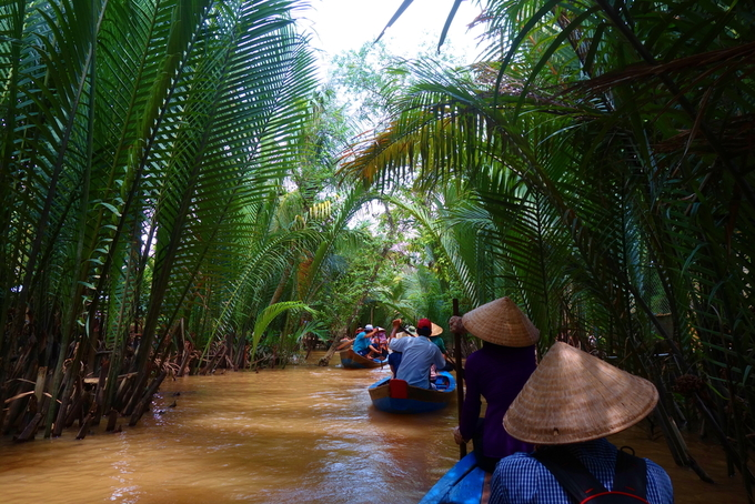 Conde Nast Traveller: Vietnam's Mekong Delta among best destinations for 2019