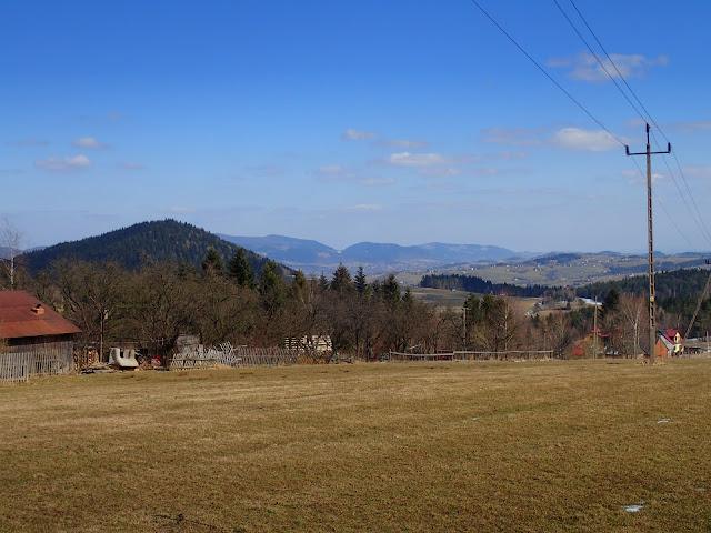 Widoki z przełęczy Rydza-Śmigłego