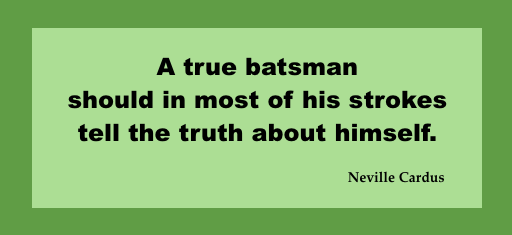 Life Is Like Cricket Quotes: 10 Cricket Quotes