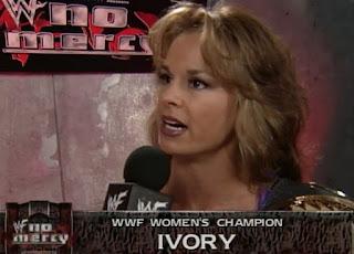 WWE / WWF No Mercy 1999 - WWF Women's Champion Ivory