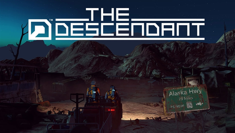 The Descendant Episode 1 To 4 Poster