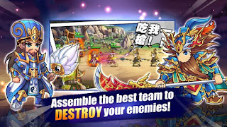 Download Game Pocket Three Kingdoms APK
