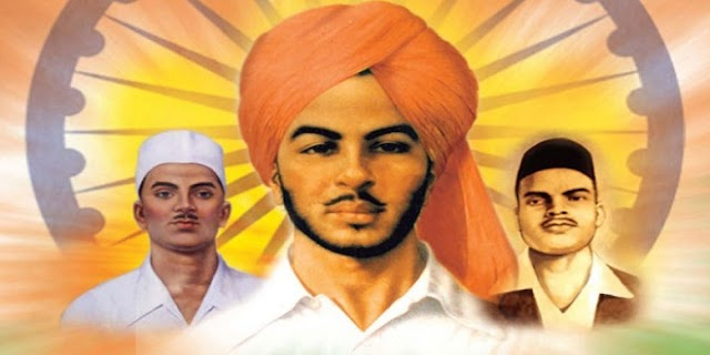 Martyrs' Day, March 23: some facts about  Bhagat Singh, Rajguru  Sukh Dev