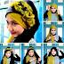 10 Tutorial Jilbab Untuk Fashion Show
