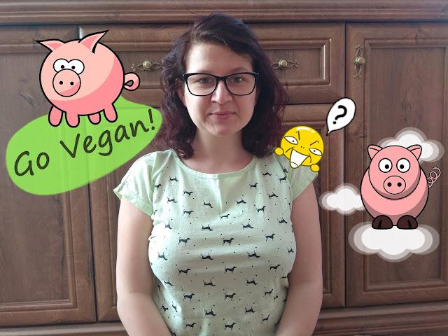 Jak zostałam weganką? - Moja historia, weganizm, jak przejść na weganizm, co jedzą weganie, dieta roślinna