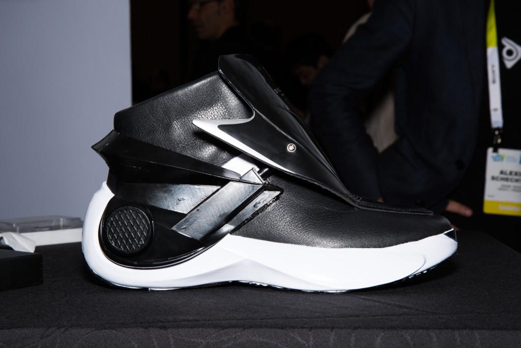 Futuristic Shoes Mens