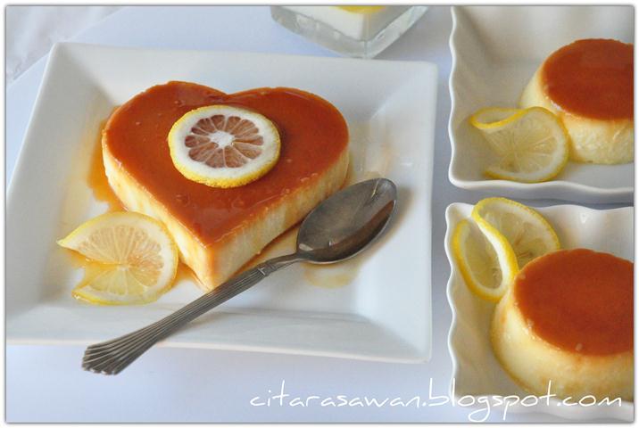 Puding Keju Karamel / Caramel Cheese Pudding ~ Blog Kakwan