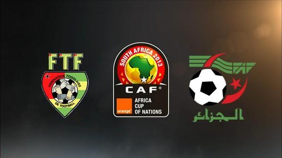 الجزائر وتوجو بث مباشر اليوم 18-11-2018 مباراة تصفيات امم افريقيا