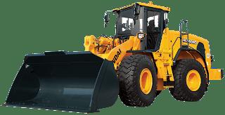 Service manul Wheel loader Hyunda HL960HD
