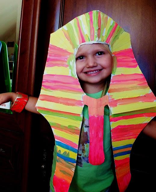 Wakacyjna edukacja - Egipt
