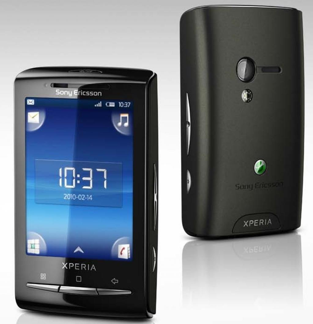 Samecut123 Blog Traffic: Sony Ericsson Xperia X10 Mini