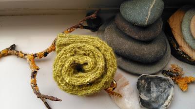 handknit sock hand knitting