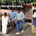 चर्चा का विषय बन गए हैं जीन्स-जूते में सड़क की सफाई करने वाले यह स्कूल टीचर