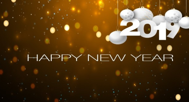 Happy New Year 2019 Quotes, Images, Wishes and Greetings
