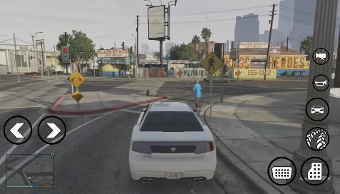 GTA 5 V Android APK + OBB Data Highly Compressed (670 MB)