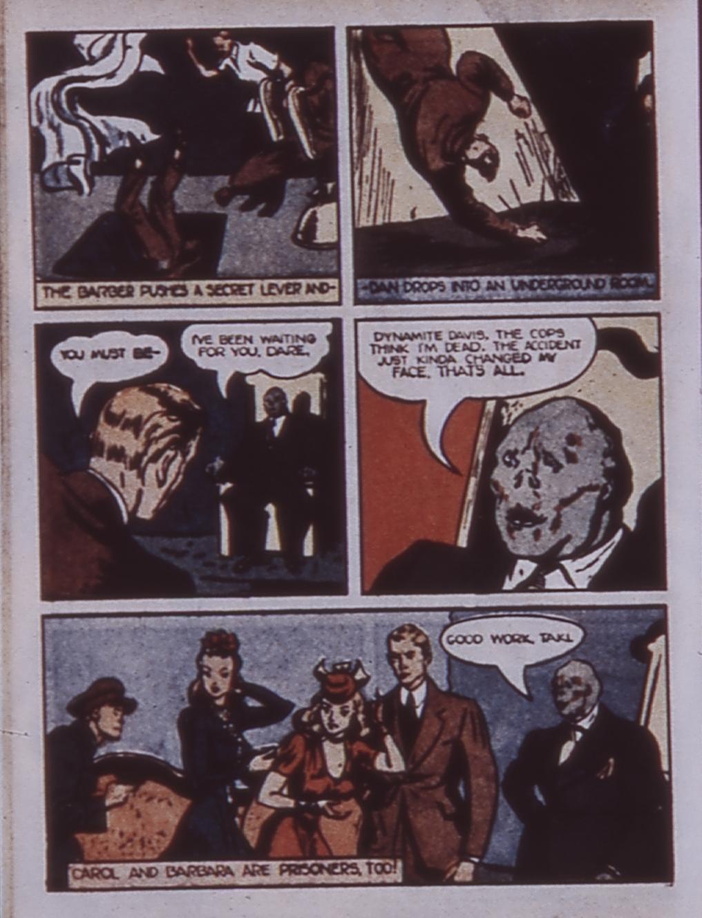 Read online WHIZ Comics comic -  Issue #3 - 56