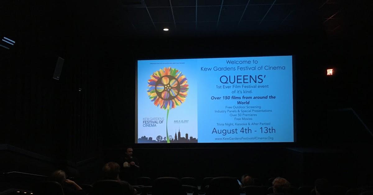 Edge Of The City Kew Gardens Festival Of Cinema More Information