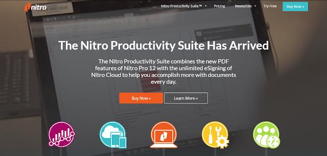 Nitro PDF 12 Full Crack - Free Download Crack Software