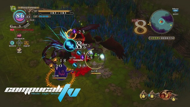 The Witch and the Hundred Knight PS3 Región EUR