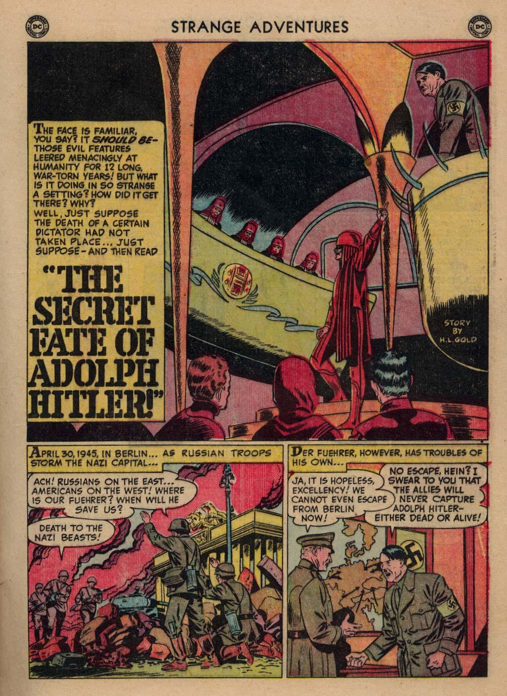 Strange Adventures (1950) issue 3 - Page 25
