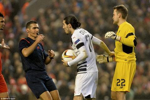 Mignolet là thủ môn mắc nhiều sai lầm trực tiếp dẫn tới việc đối bóng bị thủng lưới