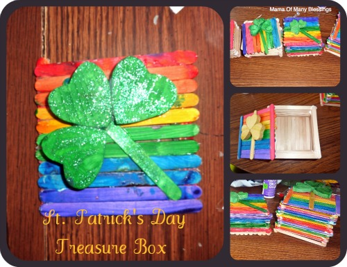 St patrick day art projects for St patrick day craft ideas