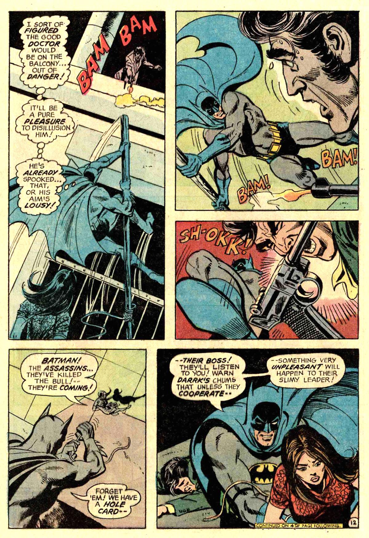 Detective Comics (1937) 411 Page 15