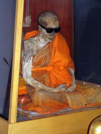 Sokushinbutsu praktek ritual bunuh diri dan menjadi mummi paling mengerikan di jepang