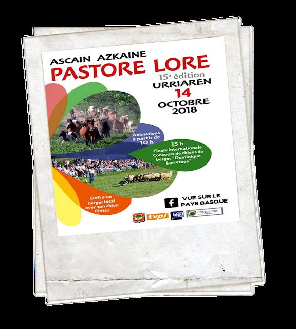Pastore Lore Ascain 2018