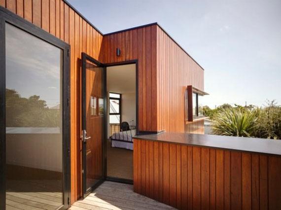 Pemilihan Desain Rumah Modern Dari Kayu