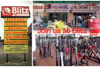Lowongan Kerja Pekanbaru : Blitz GYM Maret 2017