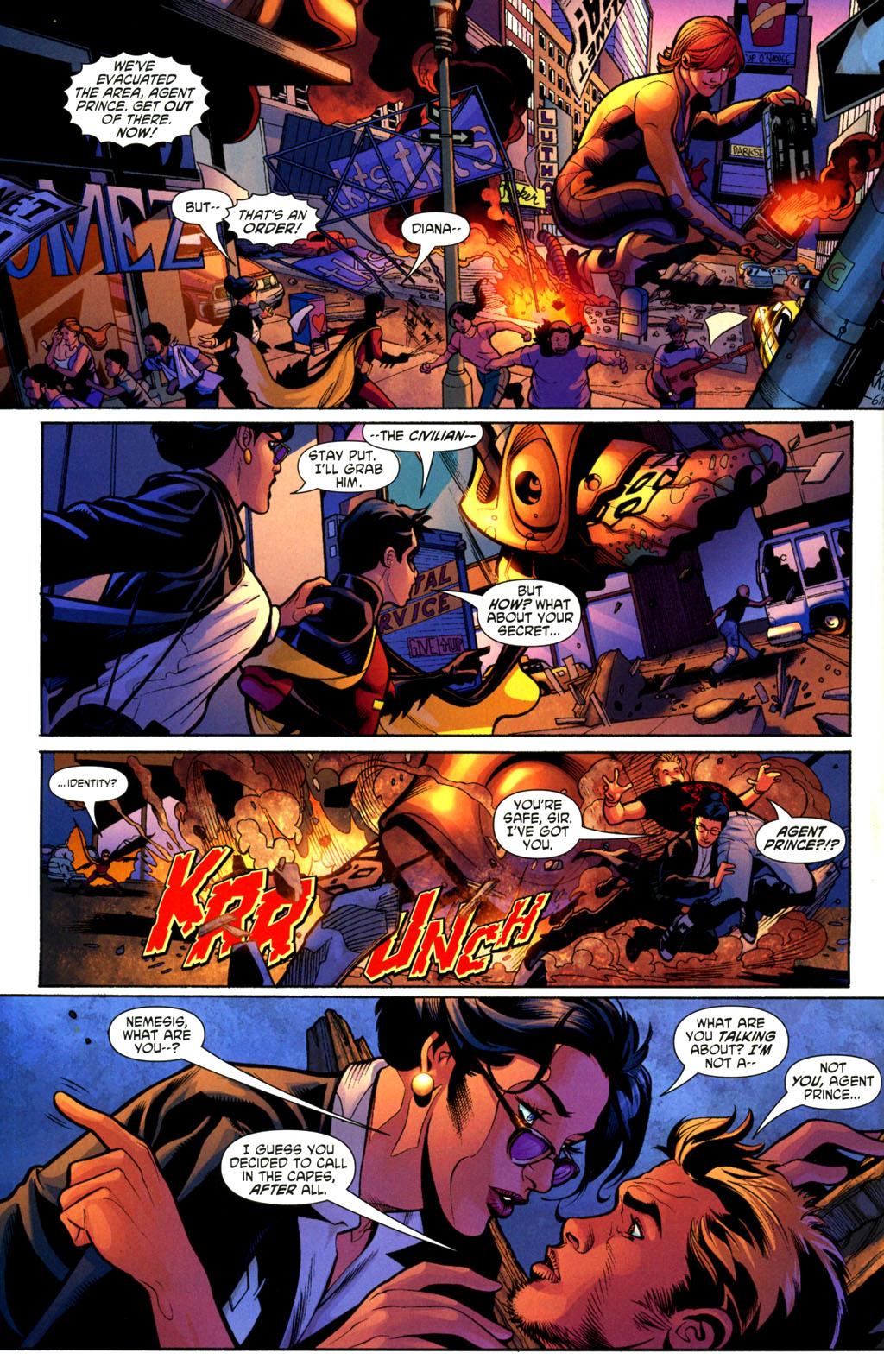 Read online Wonder Woman (2006) comic -  Issue #2 - 15