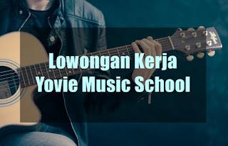 Lowongan Kerja Yovie Music School