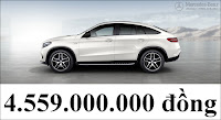 Giá xe Mercedes AMG GLE 43 4MATIC Coupe