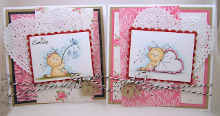 Playful Kittens Card Kit
