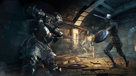 Dark Souls III jogo PS4