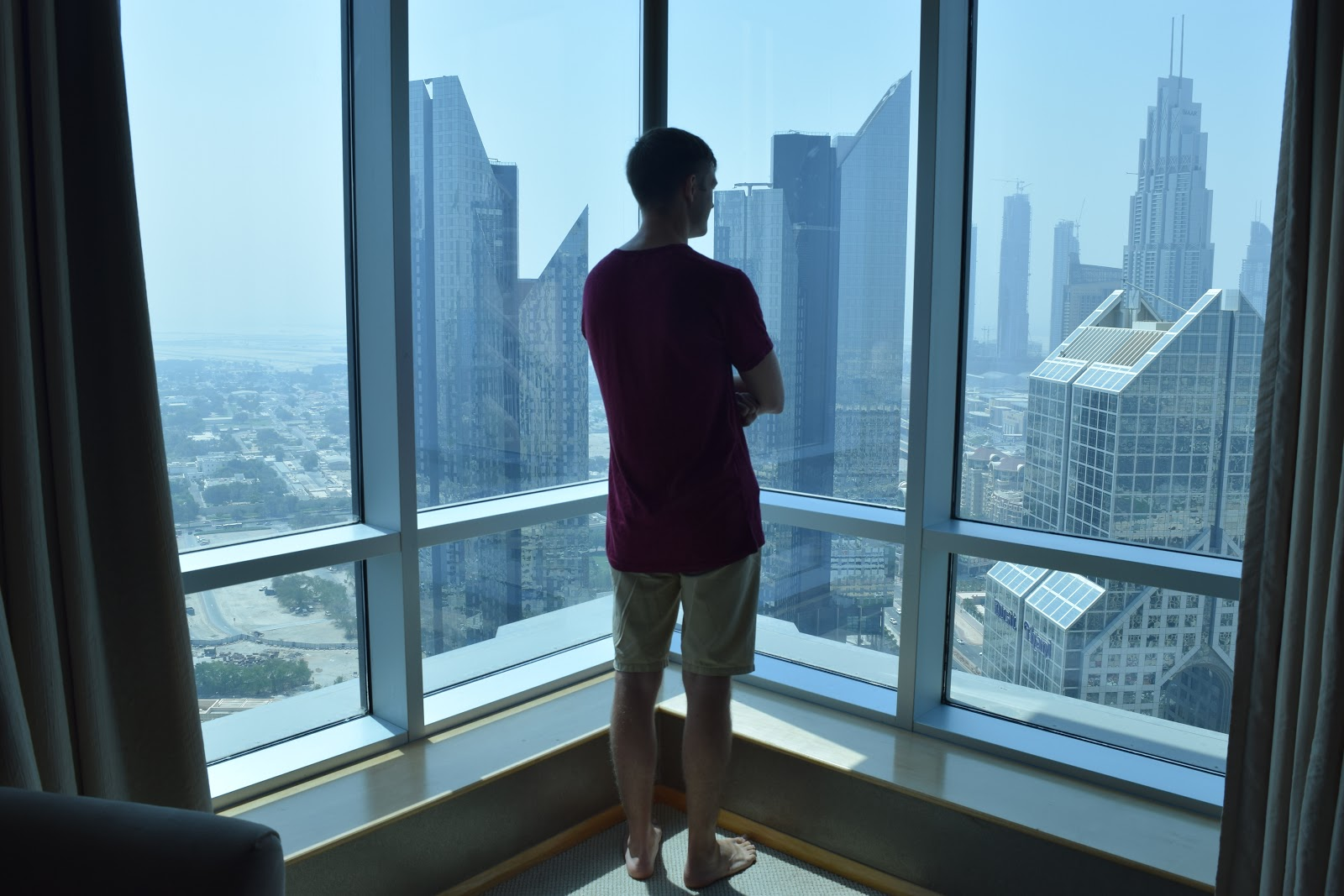 Review Shangri-La Dubai - Luxury 5 Star | Travelling Weasels
