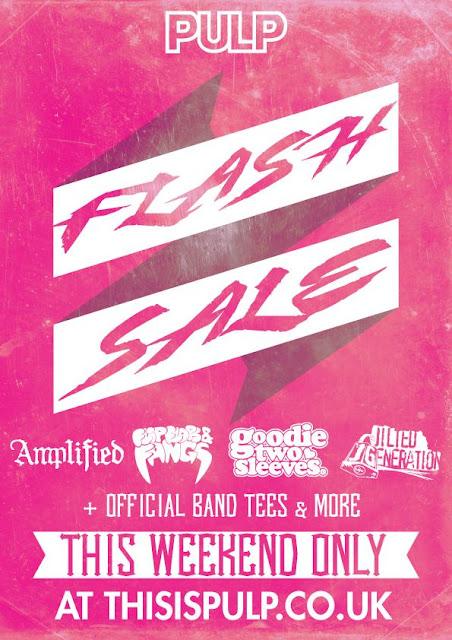 thisispulp: Flash Sale!