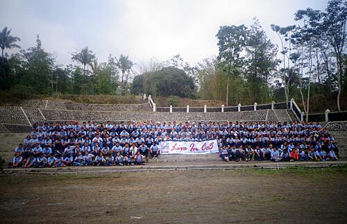 Live in Education Yogyakarta