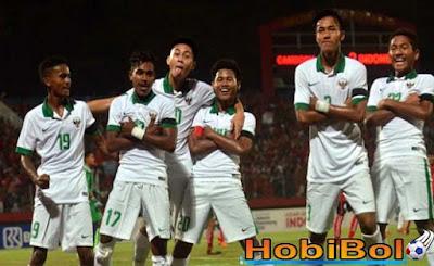 Indonesia Lawan Malaysia Di Semi Final Piala AFF U-16 - Hobybola303